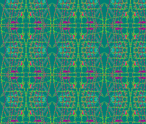 Floating Plaid fabric by robin_rice on Spoonflower - custom fabric