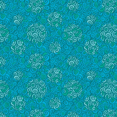 grazie - alhambra fabric by monmeehan on Spoonflower - custom fabric
