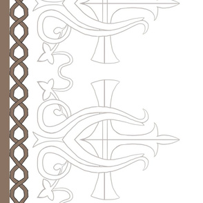 harp border