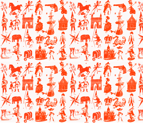 End Paper fabric by lizengel on Spoonflower - custom fabric