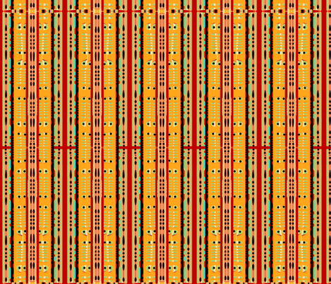 A Touch of the Southwest fabric by robin_rice on Spoonflower - custom fabric