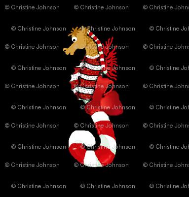 Seahorse Canes