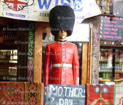 London Grenadier Guard