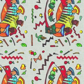 Kwanzaa Feedsack-299