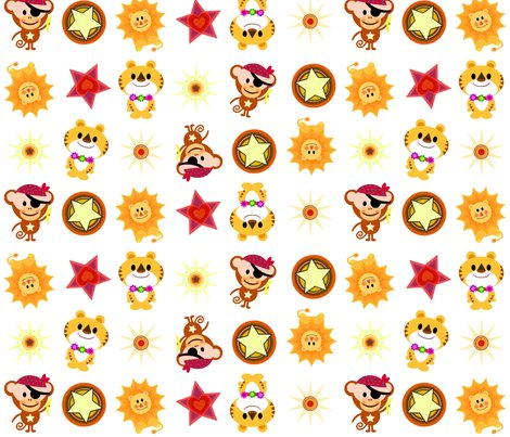 Rjungawaii_by_sharon_turner_spoonflower_shop_preview