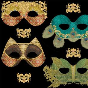 Venetian Masques