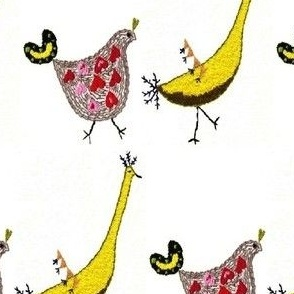 Whimsical Birds