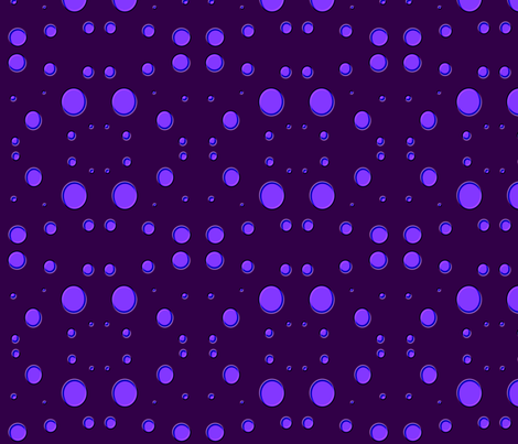 Polka Dots fabric by katsanders on Spoonflower - custom fabric