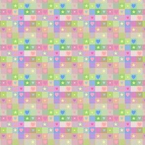 Tiny patchwork
