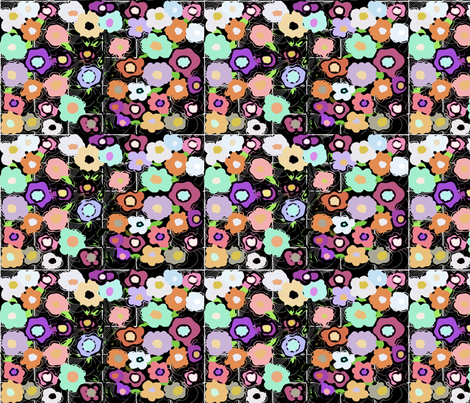 0-flower_101_sp flowers, flowers,flowers fabric by soobloo on Spoonflower - custom fabric