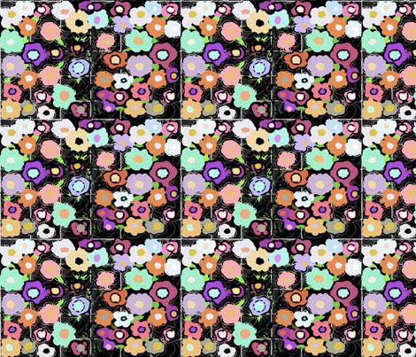 0-flower_101_sp flowers, flowers,flowers fabric by soobloo on Spoonflower - custom fabric