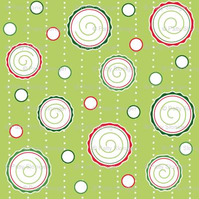 Fun Holiday Dots