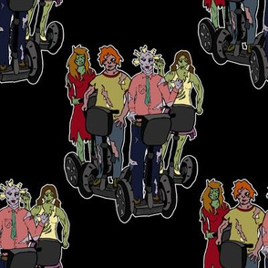 Zombies on Segways 2