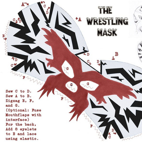 THE WRESTLING MASK