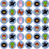 cute vampy polka