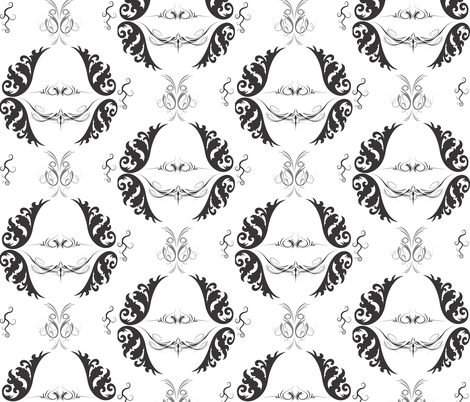 tftypppp fabric by dante on Spoonflower - custom fabric