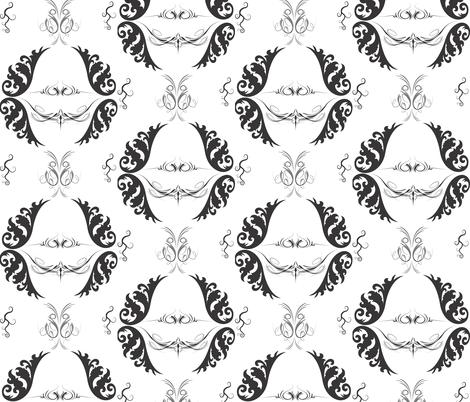 tftypppp fabric by dante on Spoonflower - custom fabric