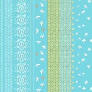floral butterfly border 2 j