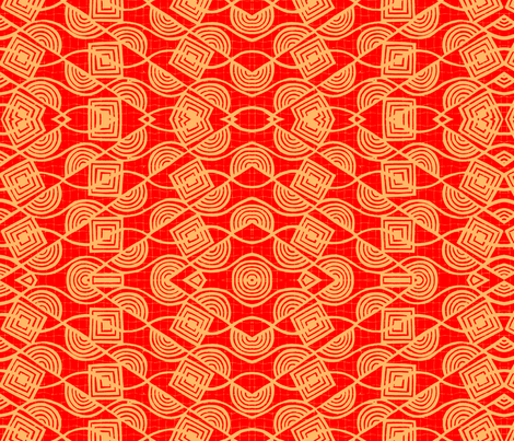 Geometrics 2 fabric by paulamarie on Spoonflower - custom fabric