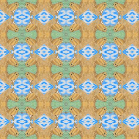 Pony fabric by angelsgreen on Spoonflower - custom fabric