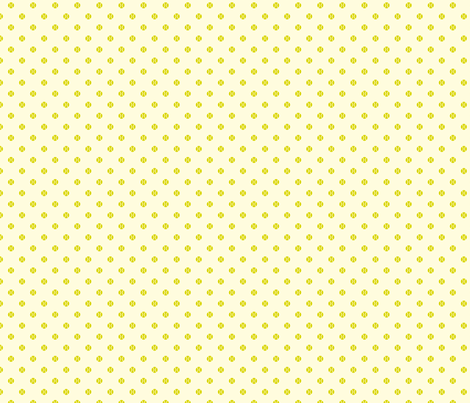 Tennis Ball Dot Green fabric by freshlypieced on Spoonflower - custom fabric
