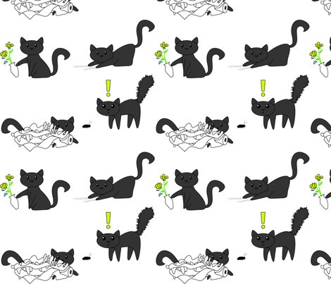 Adventures of Finn fabric by avelis on Spoonflower - custom fabric