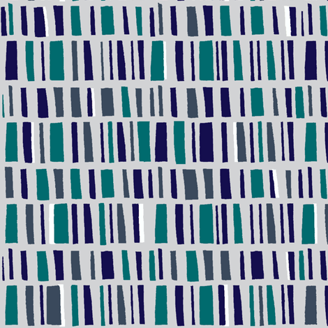 teal_inversion fabric by lola_designs on Spoonflower - custom fabric