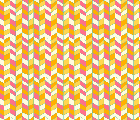 school herringbone one fabric by narthex on Spoonflower - custom fabric