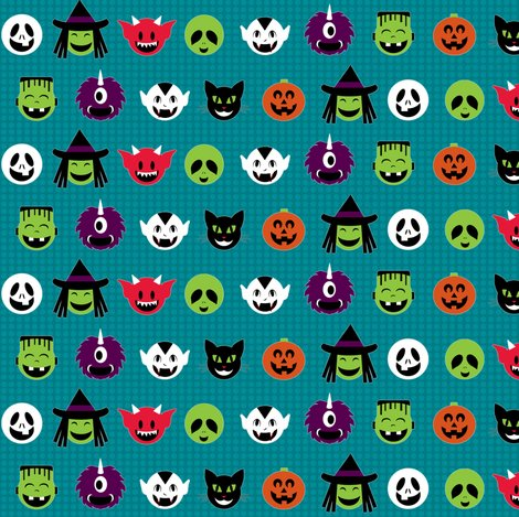 Rrkawaii_halloween_fabric_test7_teal2_outline_shop_preview