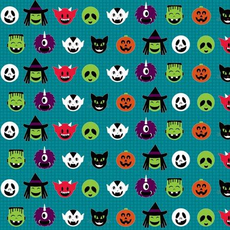 Rrkawaii_halloween_fabric_test7_teal2_outline_shop_preview