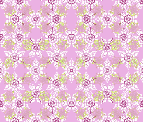 ellasnow fabric by maeula on Spoonflower - custom fabric