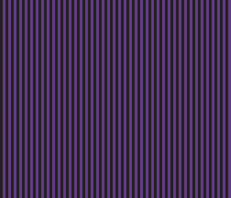 Halloween black/purple stripe fabric by bellamarie on Spoonflower - custom fabric