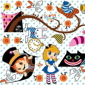 Alice in Fabricland