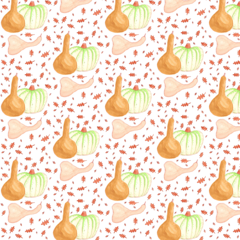 Autumn Equinox fabric by osozereposo on Spoonflower - custom fabric