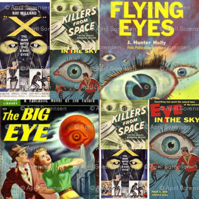 sci-fi eye