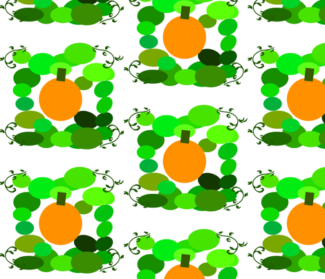 One in a melon - mcrooker fabric by mcrooker on Spoonflower - custom fabric