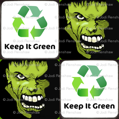 Keep it Green!