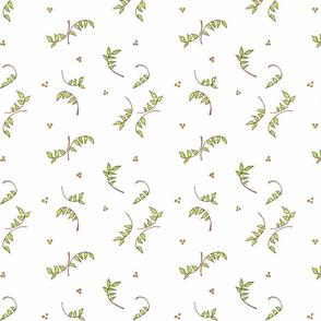 falling fern