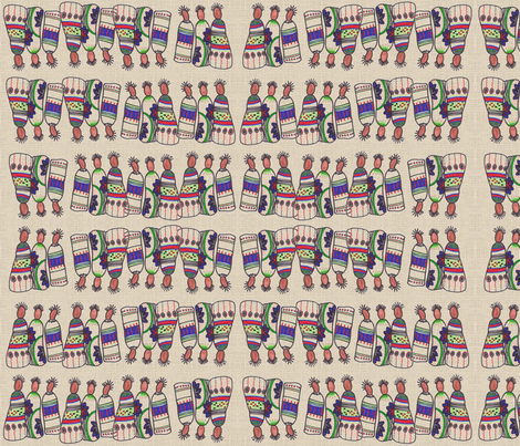 African Women-312 fabric by kkitwana on Spoonflower - custom fabric