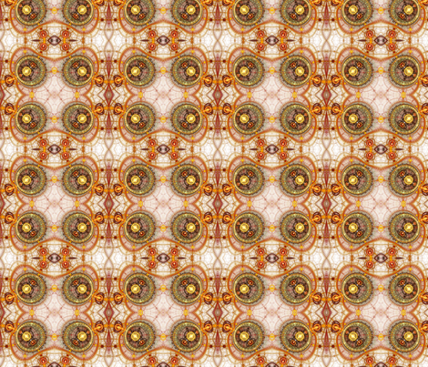 Rusty Old Compass fabric by winter on Spoonflower - custom fabric