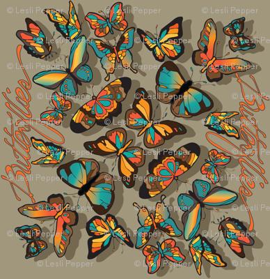Fallbutterflies