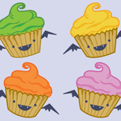 vampy cupcakes