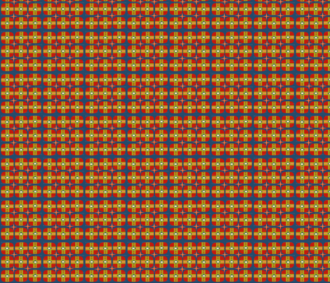 Shoe Shine fabric by highwireart on Spoonflower - custom fabric