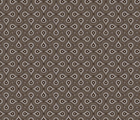 curlydots fabric by pixeldust on Spoonflower - custom fabric
