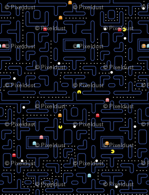 Mock Pacman 1.0 (original)