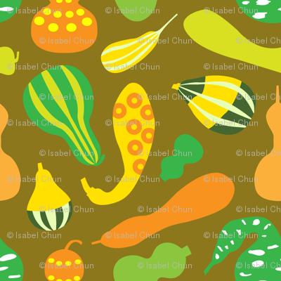Glourious Gourds
