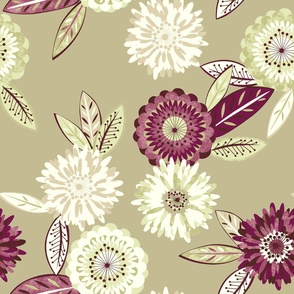 Oriental Chrysanthemum