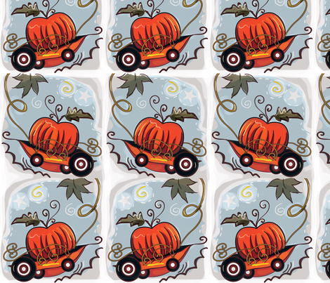 Gourds- pattern fabric by koala_prints on Spoonflower - custom fabric