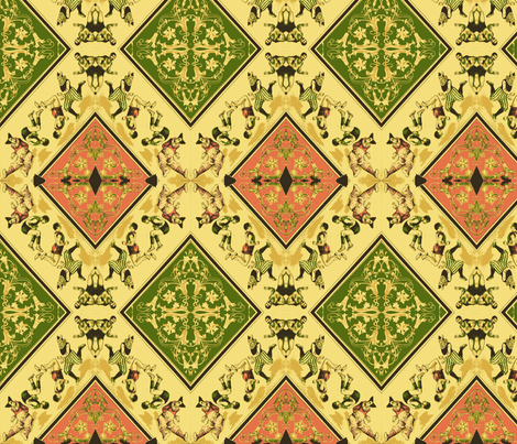 Jumpin Jehosophats fabric by nalo_hopkinson on Spoonflower - custom fabric