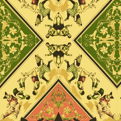 Jumpin Jehosophats fabric by nalo_hopkinson on Spoonflower - custom fabric